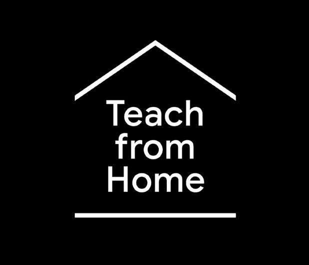 Teach From Home Logo