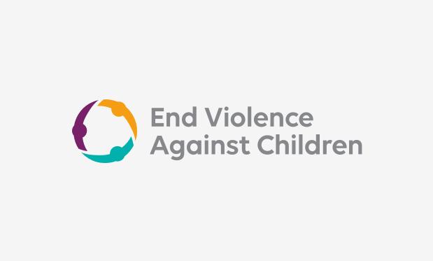 End Violence Against Children Logo
