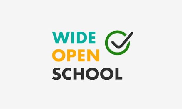 Wide Open School Logo